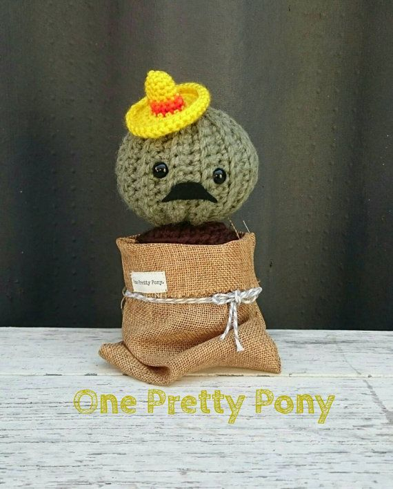 Hey, I found this really awesome Etsy listing at https://www.etsy.com/au/listing/249322968/ready-to-post-bernardo-the-barrel-cactus