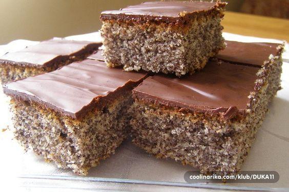 Hrnčekový makový koláč bez použitia mixéra (Príprava 5 minút) | Božské recepty