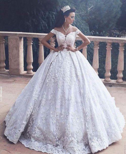 Imagem de dress, wedding, and girl