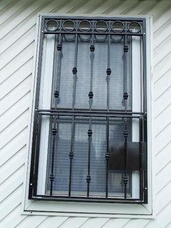 Best 25 Window Bars Ideas On Pinterest Window Security