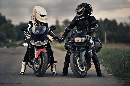 Оригинальные мотоциклетные шлемы