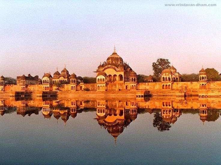 Kusum Sororav, Vrindavan, India