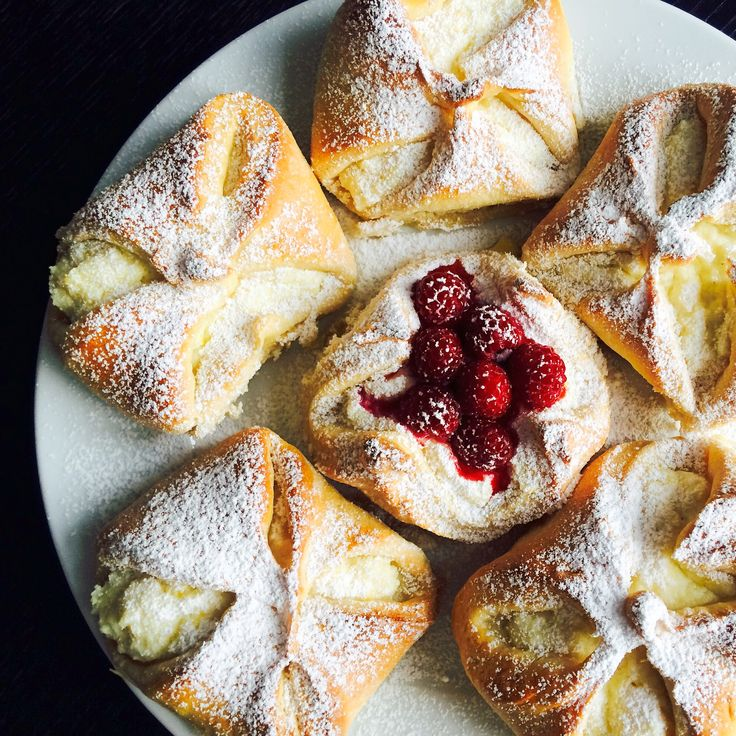 Hungarian Cottage Cheese Pastry