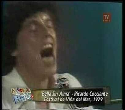 Ricardo cocciante - bella sin alma