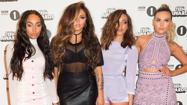 Little Mix's Leigh-Anne didn't get a 'good vibe' from Iggy Azalea after meeting on X Factor.