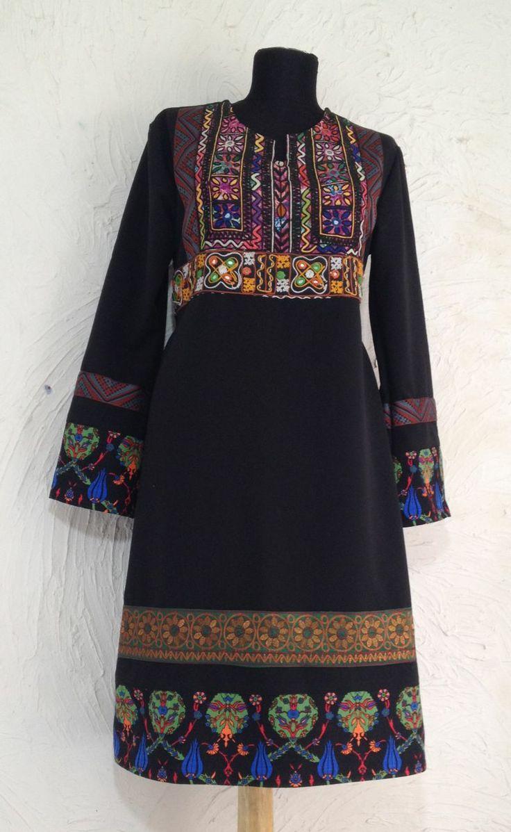 """Afgan dress from """"uğur böceği otantik tasarımlar"""""""