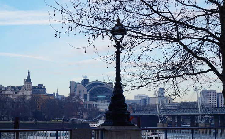 winter in southbank