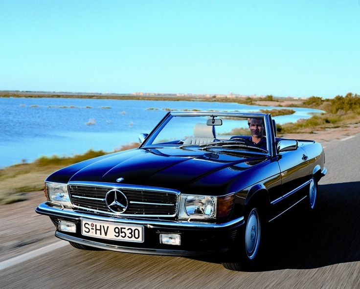 "overview: Mercedes-Benz SL (R107), definitely on my ""when I have the money""-list"