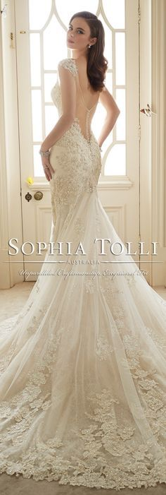 Sophia Tolli Wedding Dresses 2018 For Mon Cheri