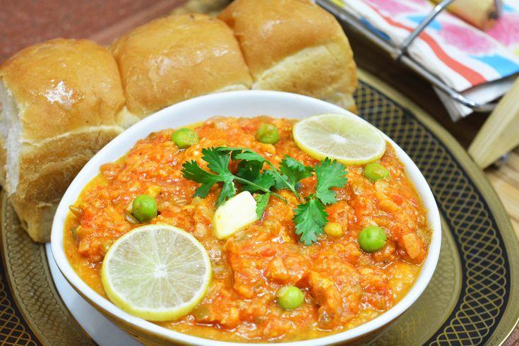 how to make pizza bhaji
