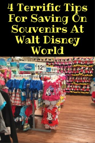 Souvenirs can quickly eat up your carefully crafted Walt Disney World budget. Planning ahead of time will help you to stretch your dollars further. Here are 4 terrific tips for saving on souvenirs at Walt Disney World: