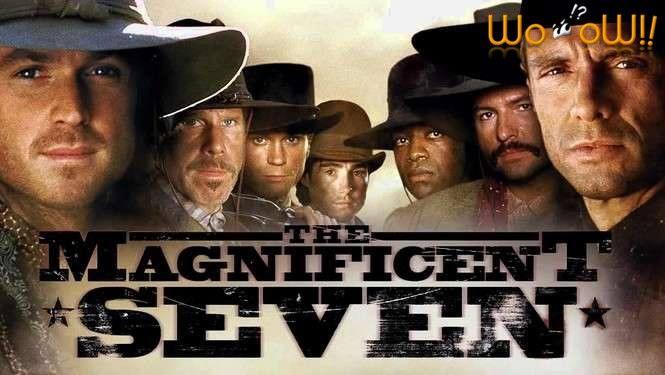The Magnificient Seven Movie