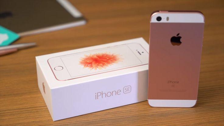 Apple New iPhone SE Giveaway! Summer JUNE 2016 [OPEN]