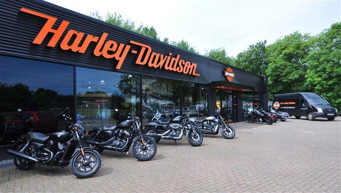 Jennings Motor Group's new Gateshead Harley-Davidson® dealership officially opens for business!