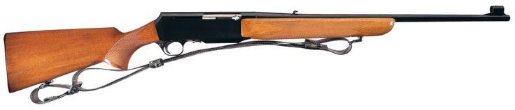 Browning Automatic Rifle   ... Semi-Automatic Rifles -A) Browning BAR Grade I Semi-Automatic Rifle