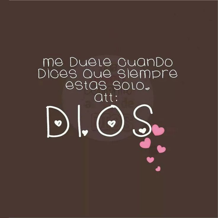 Atentamente: Dios ♥ /Frases ♥ Cristianas ♥