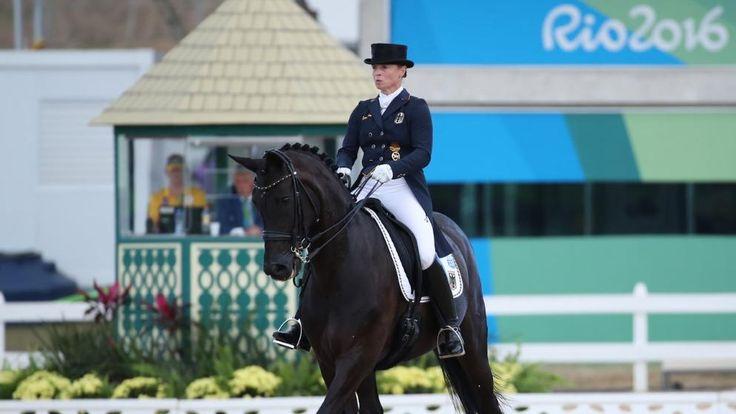 Doppel-Gold durch Reiter und Junghänel - Harting scheitert - Olympia 2016 - Bild.de