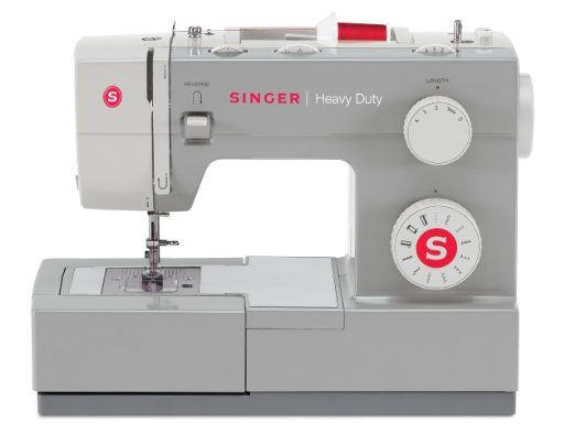 Amazon.com: SINGER 4411 Heavy Duty Sewing Machine with Metal Frame and Stainless Steel Bedplate: Arts, Crafts & Sewing