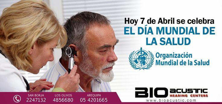 Audifonos para Sordera: DÍA MUNDIAL DE LA OMS