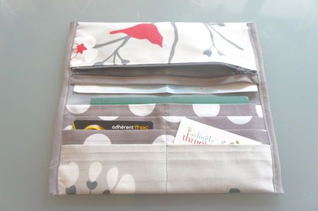 The checkbook covers while inside # tutorial # 1