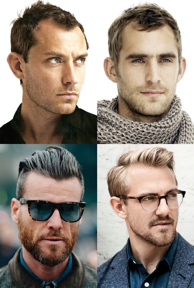 Men's Thinning/Receding/Balding Hairstyles