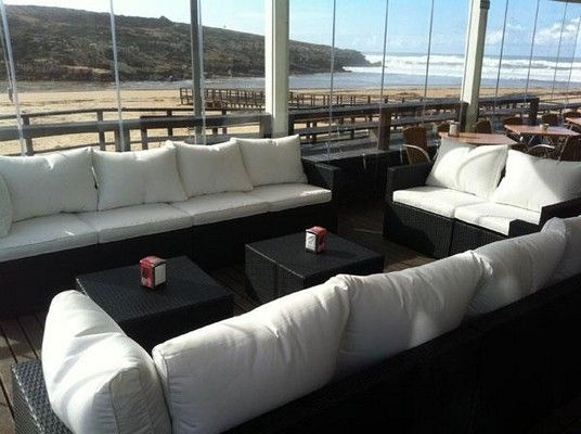 Na Onda Surfschool and restaurant in Foz do Lizandro - Our partner in Ericeira - Enjoy with OnSurfPortugal.com