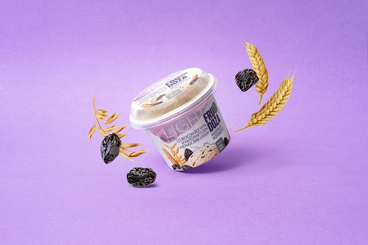 FRUDOZA Light ice cream on Behance