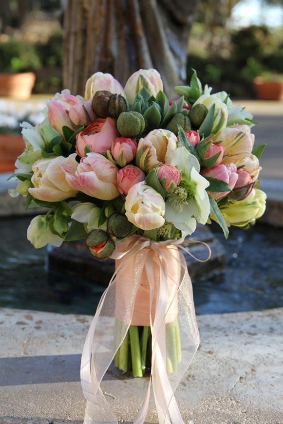 Bridal Bouquets Using Tulips : Best succulent bouquets images on