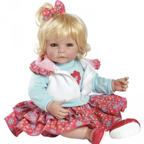 Adora dockorna finns i många olika varianter. Att samla på eller leka med.