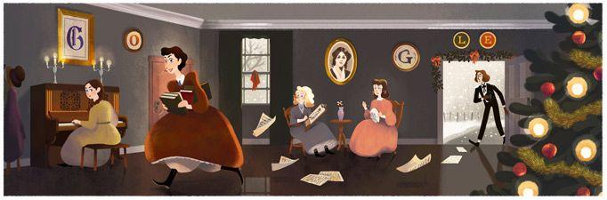 Louisa May Alcott, née le 29 novembre 1832 à Germantown en Pennsylvanie, et morte le 6 mars 1888 à Boston, est une romancière américaine, connue surtout pour son roman Les Quatre Filles du docteur March.