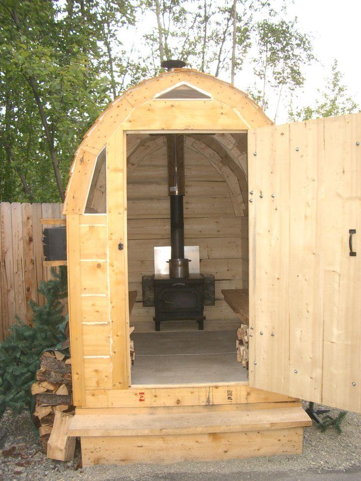 sauna... Love this one!