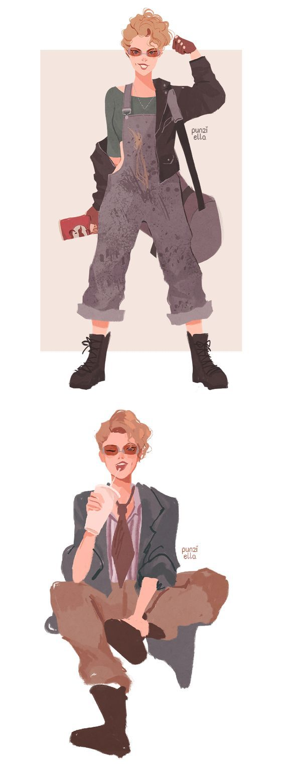 do it for Holtzmann << JUST SAW GHOSTBUSTERS AND I LOVE IT