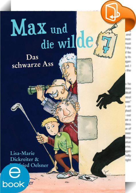Max und die wilde Sieben. Das schwarze Ass    ::  Ziemlich allerbeste Freunde! Max und seine Meisterdetektive lösen jeden Fall.  Max ist sich sicher, dass er Rekordhalter für die ödesten Sommerferien aller Zeiten wird, als er mit seiner Mutter, einer Altenpflegerin, auf Burg Geroldseck einzieht. Doch das ist, bevor er Vera, Horst und Kilian von Tisch Nr. 7 kennenlernt. Denn diese drei sind viel verrückter und mutiger als die meisten Mitschüler von Max. Gemeinsam haben die vier bald sch...