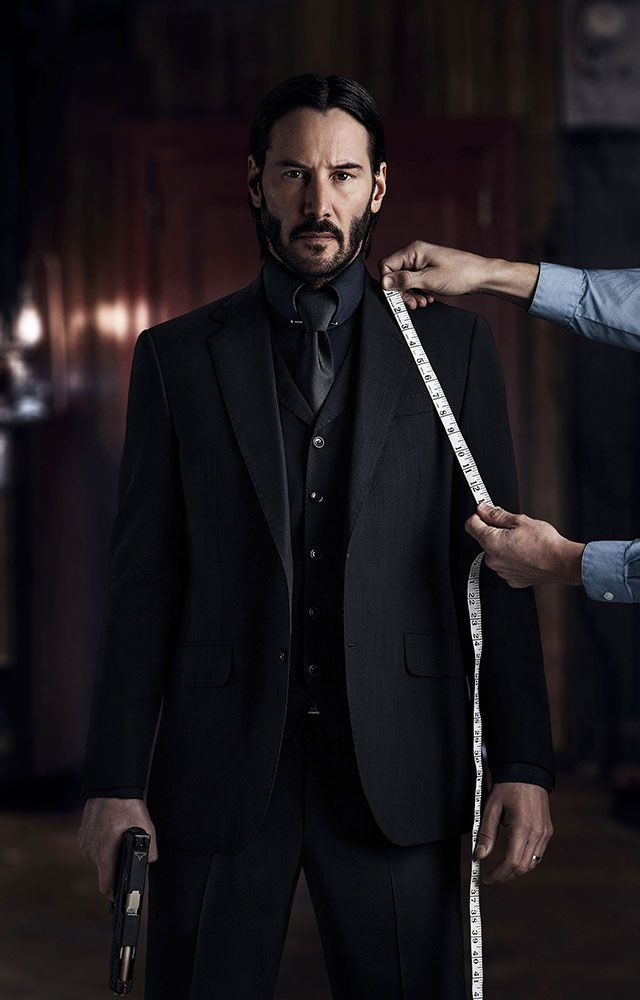 Legendary hitman John Wick is forced out of retirement once again and heads to Rome to face off with the world's deadliest killers.​ Starring Keanu Reeves. In Theaters February 10, 2017