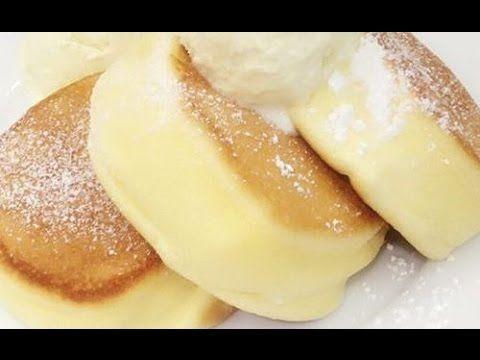 Best 25 souffle pancake ideas on pinterest souffle pancakes how to make fluffy souffle pancake recipe youtube ccuart Choice Image