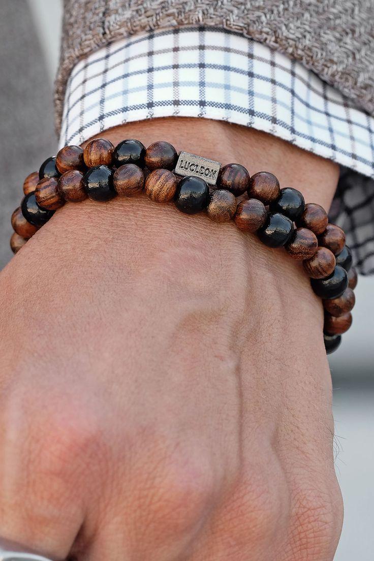 Bracciale braccialetto bracciale Set - Bracciale uomo - maschile uomo - gioielli - regalo uomo - ragazzo regalo - regalo per uomo - marito maschile