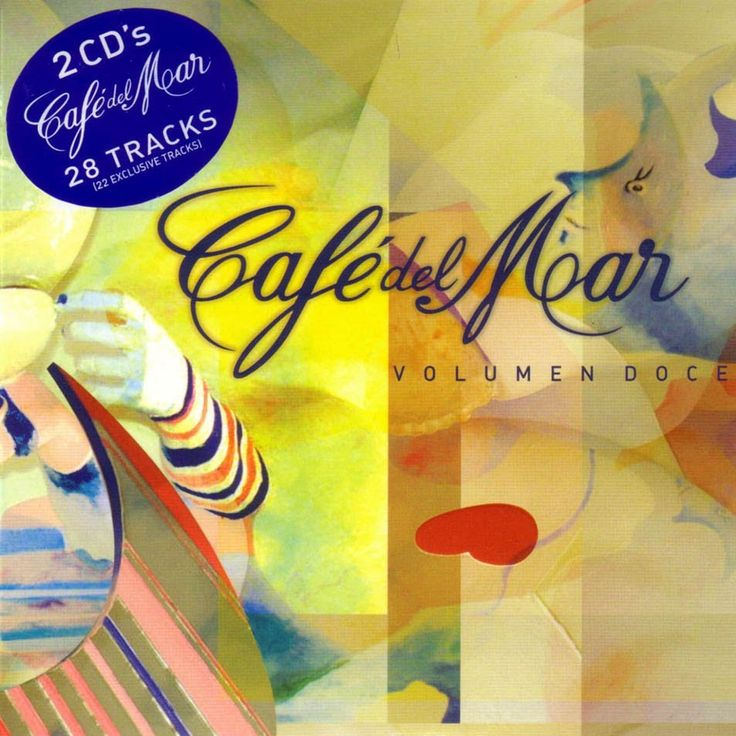 Cafe Del Mar Vol 12 CD 2