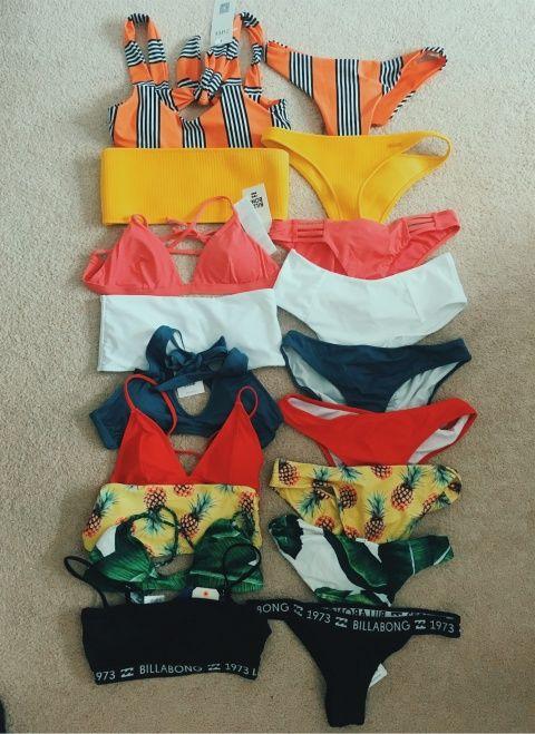 a82f8e876 vsco | ☆ s u m m e r ☆ in 2019 | Summer bathing suits, Swimsuits ...