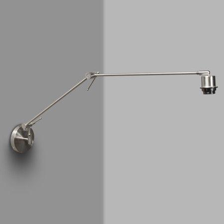 aplique editor acero lmpara de pared de diseo funcional y minimalista aplique ideal para