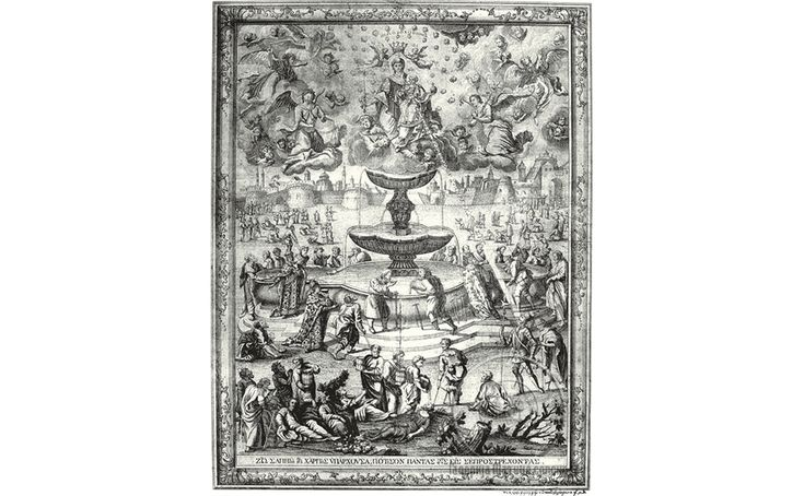 Graphic Art Of The 18th Century