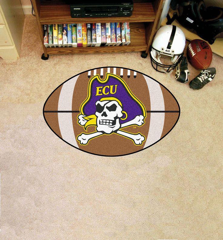 NCAA East Carolina Football Doormat