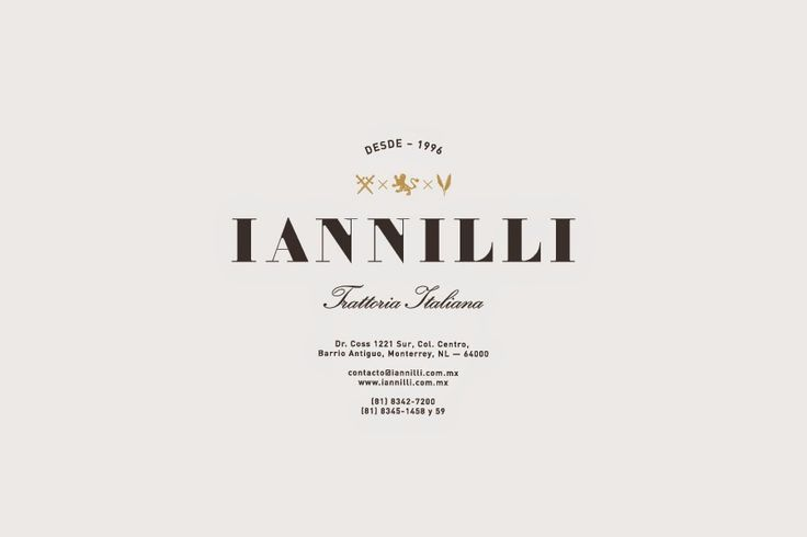 Good design makes me happy: Project Love: Iannilli