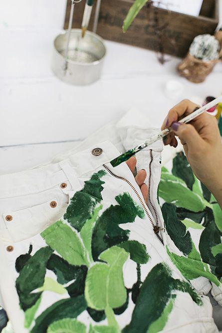 best 25 denim paint ideas on pinterest painted jeans