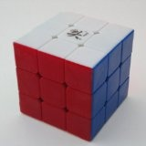 Dayan 4 LunHui 3x3x3 Stickerless Speed Cube