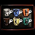 tazze caffè Giotto