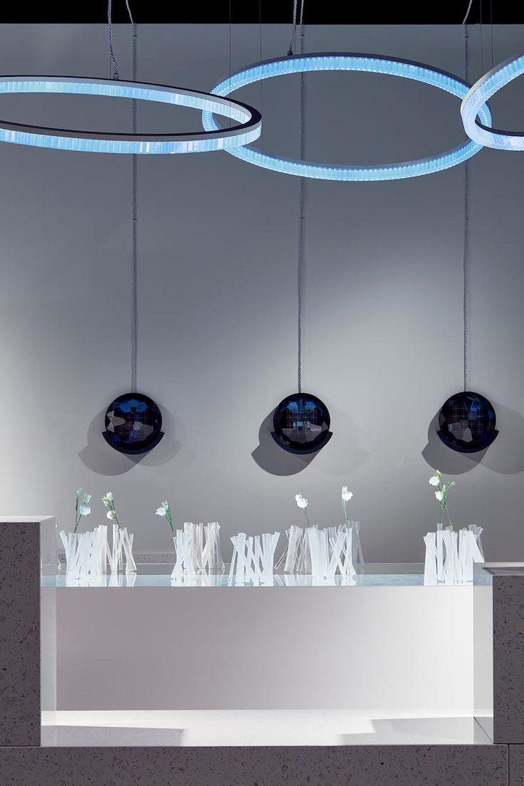 Swarovski Designers of the Future @ 2017 Design Basel - All photos by Mark Cocksedge, courtesy of Swarovski.