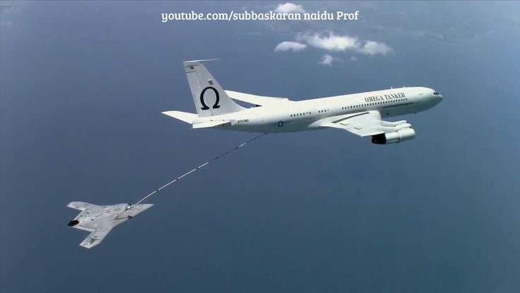 World's most Thrilling video of Filling fuel of Aircraft in the sky