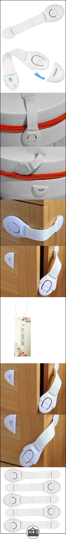 5pcs bebé niño seguridad cerraduras cerraduras puerta armario armario refrigerador cajón cerraduras  ✿ Seguridad para tu bebé - (Protege a tus hijos) ✿ ▬► Ver oferta: http://comprar.io/goto/B01DXC5K56