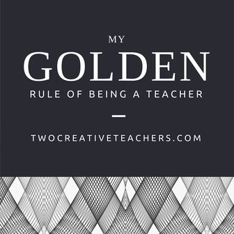 My golden rule of being a teacher: a 30 challenge to leave work at work #leaveworkatwork #twocreativeteachers