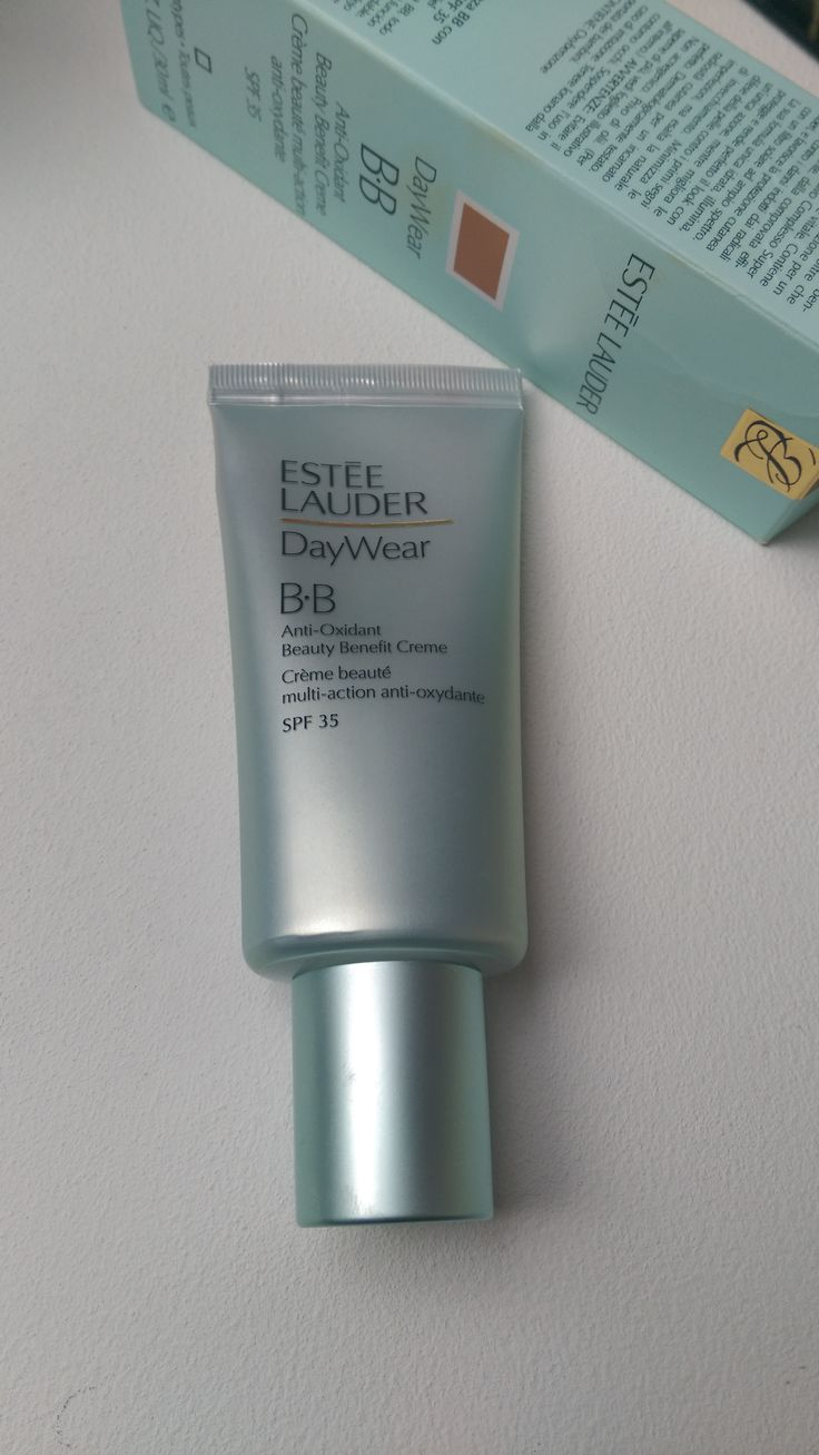 New post : my thoughts on Estee Lauder BB day wear .